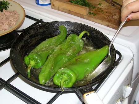 Peppers_cooking