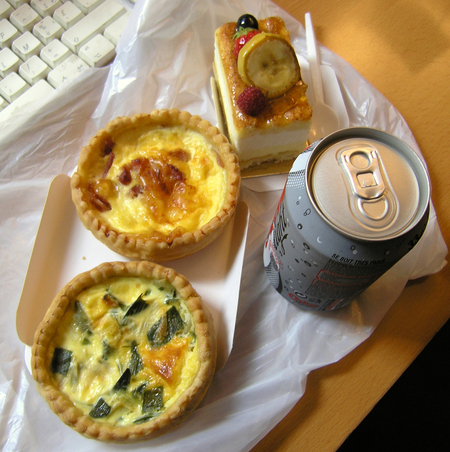 Quiche_lunch